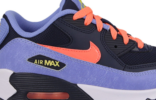 CHILDREN'S SHOES NIKE AIR MAX 90 MESH (PS) 724856 408