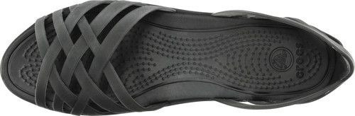 CROCS SHOES Hurache Flat Black 14121