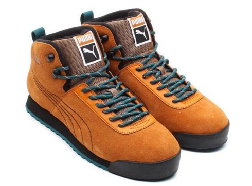 MEN'S SHOES  BUTY PUMA ROMA HIKER 353795 08