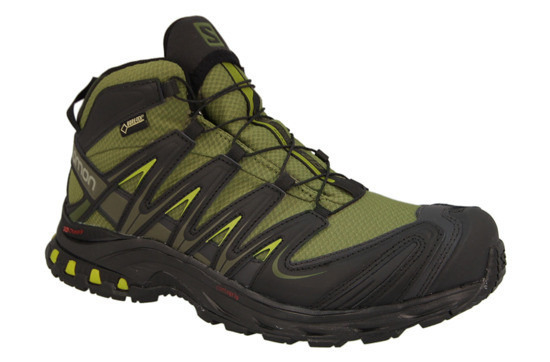 MEN'S SHOES  SALOMON XA PRO MID GTX GORE-TEX 369017