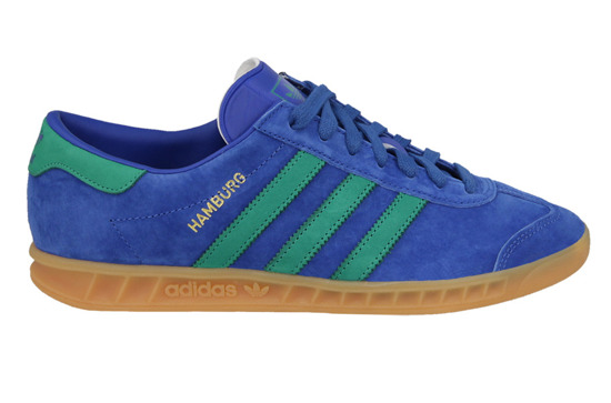 MEN'S SHOES adidas Originals Hamburg S74839