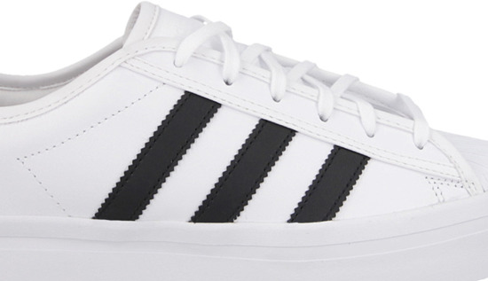 WOMEN'S SHOES  ADIDAS SUPERSTAR RIZE W S75070