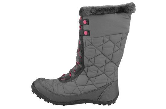 WOMEN'S SHOES  COLUMBIA YOUTH MINX MID BY1313 051