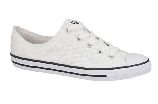 WOMEN'S SHOES CONVERSE CHUCK TAYLOR ALL STAR DAINTY 551657C