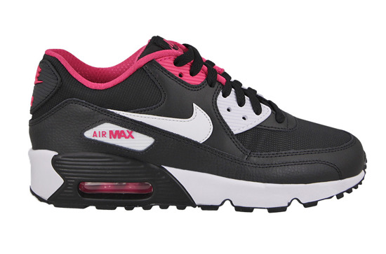 WOMEN'S SHOES NIKE AIR MAX 90 MESH (GS) 833340 002