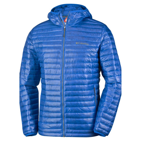 Winter Jacket COLUMBIA PLATINUM PLUS WO1178 438