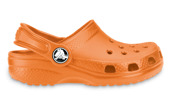 CROCS SHOES FLIP-FLOPS CLASSIC KIDS 10006 ORANGE