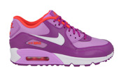 WOMEN'S SHOES  NIKE AIR MAX 90 LEATHER (GS) 724852 501
