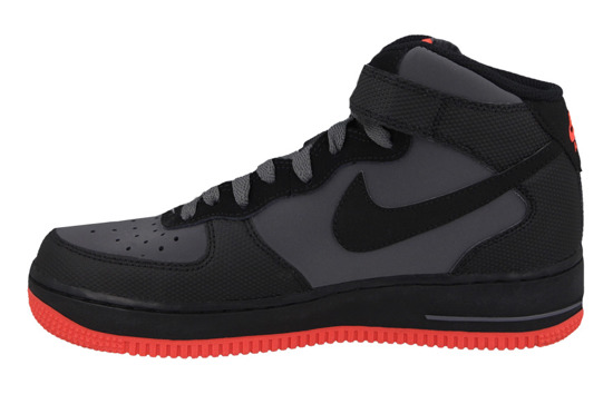DAMEN SCHUHE NIKE AIR FORCE MID1 (GS) 314195 045