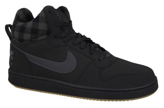 HERREN SCHUHE NIKE COURT BOROUGH MID PREMIUM 844884 002