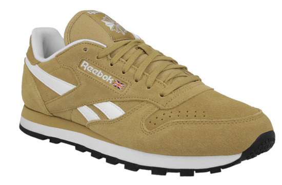 HERREN SCHUHE REEBOK CL LEATHER SUEDE M46011