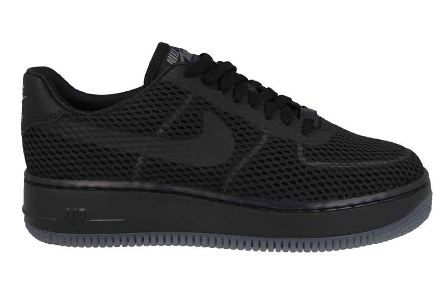 buty damskie nike air force 1 low szare