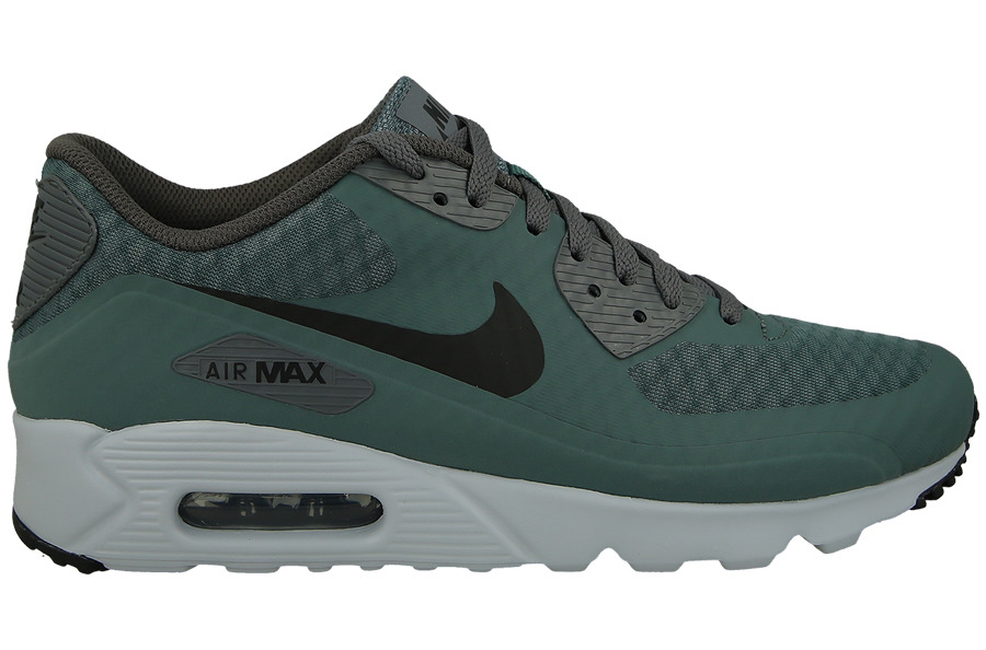 Buty NIKE Air Max 90 Ultra Essential 819474 003 BlackCool GreyAnthraciteWht