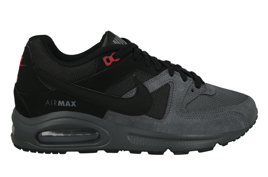 nike air max command szare