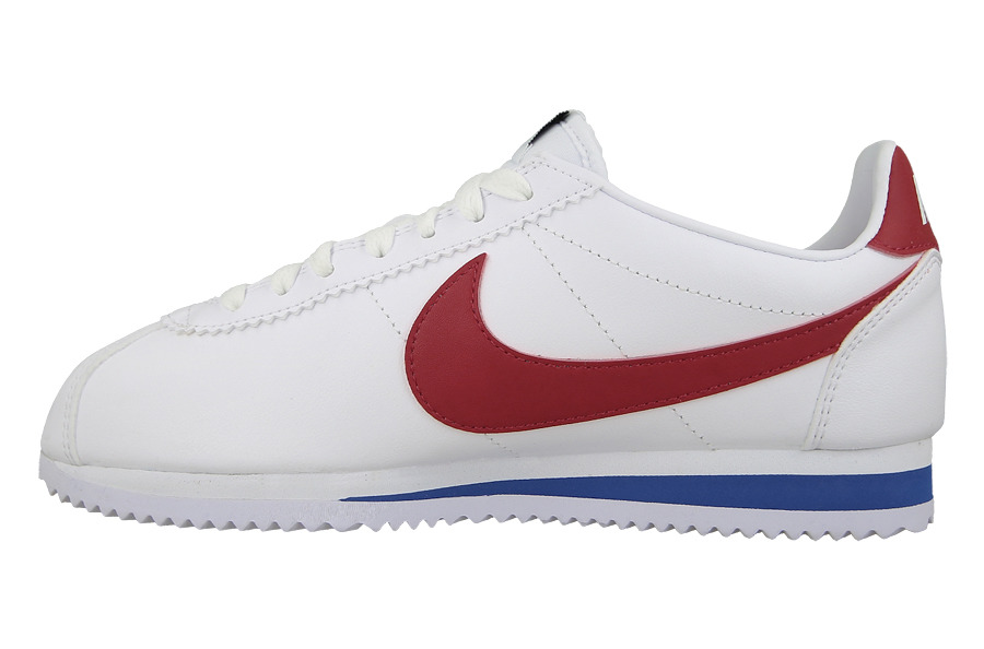 Buty Nike Classic Cortez Leather Forrest Gump 807471 103