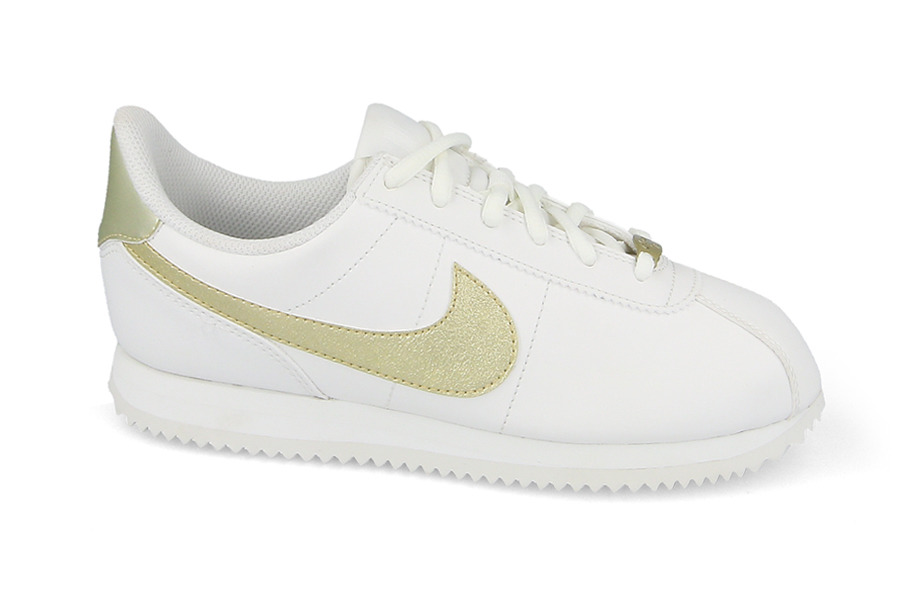 low priced dbb88 d2ad4 ... sweden leather white black team orange fake sneaker f3d8a d44ac buty nike  cortez basic sl 904764