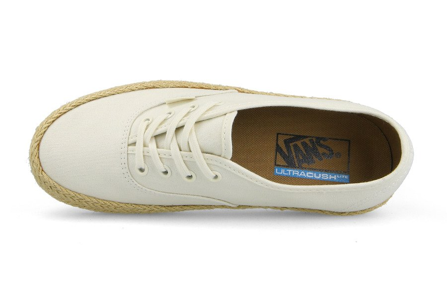 Buty Vans Authentic Platform Marshmallow VA3NAQFS8