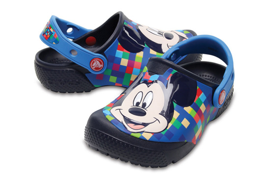 BUTY CROCS MICKEY CLOG 204708 NAVY