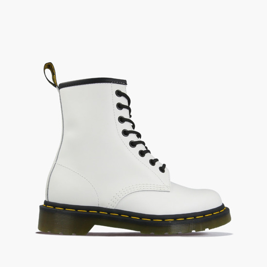 BUTY DR.MARTENS MARTENSY GLANY 1460 WHITE SMOOTH