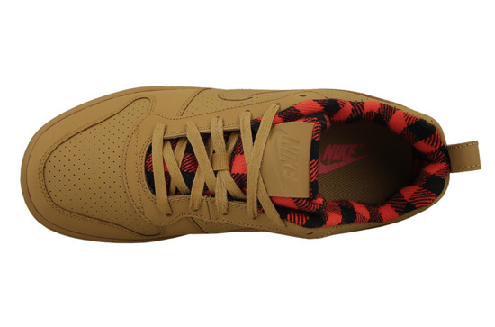 BUTY NIKE COURT BOROUGH LOW PREMIUM 844881 700