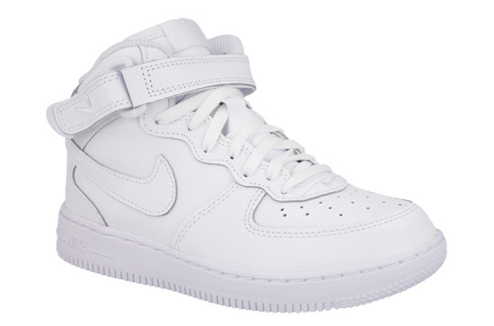 BUTY NIKE FORCE 1 MID (PS) 314196 113