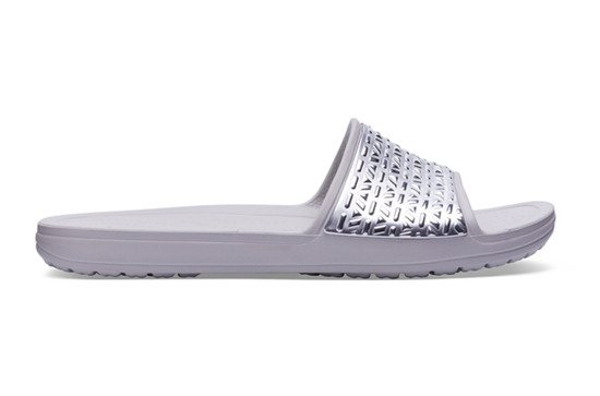 Buty Crocs Sloane Graphic 205130 PEARL WHITE