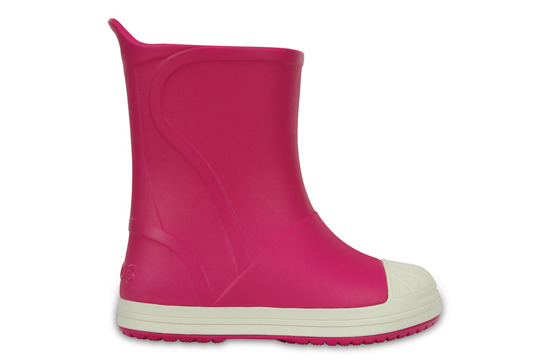 KALOSZE CROCS BUMP IT  BOOT 203515 PINK