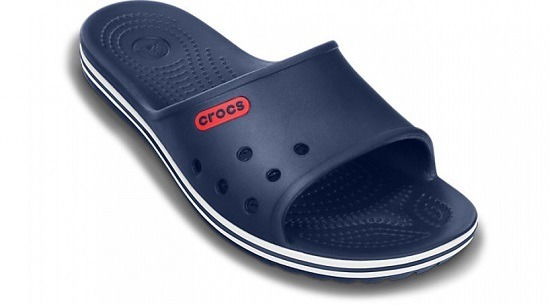 KLAPKI CROCS CROCBAND SLIDE LOW PROFILE 15692
